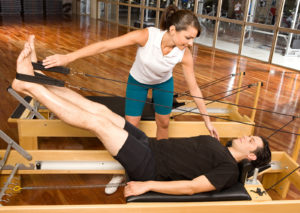 exercise therapy and clinical pilates