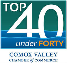 Top 40 Under 40 award recipients